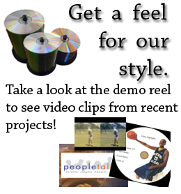 Check out the demo reels!